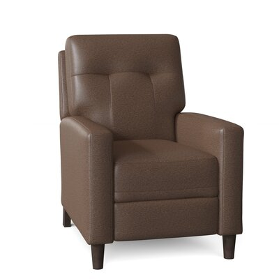 "Bella 30"""" Wide Manual Wing Chair Recliner Southern Motion Body Fabric: Pasadena Elk, Reclining Type: Manual -  1626-24221"