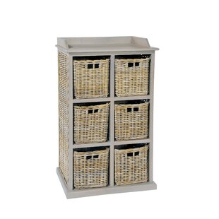 Belaire 6 Drawer Chest By Beachcrest Home