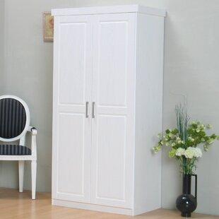 Shepha 2 Door Wardrobe By August Grove