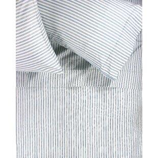 Paradis Stripe 400 Thread Count 100% Cotton Sheet Set