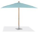 Harpersfield 6 x 10 Rectangular Market Sunbrella Umbrella
