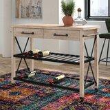 Adelbert 2 Drawer Kitchen Island by Trent Austin Design®