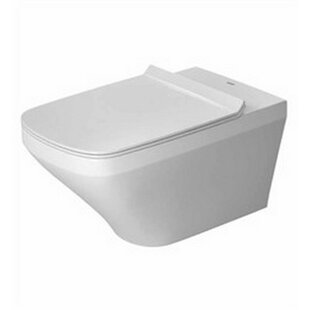 Duravit DuraStyle Flush Elongated Toilet Bowl