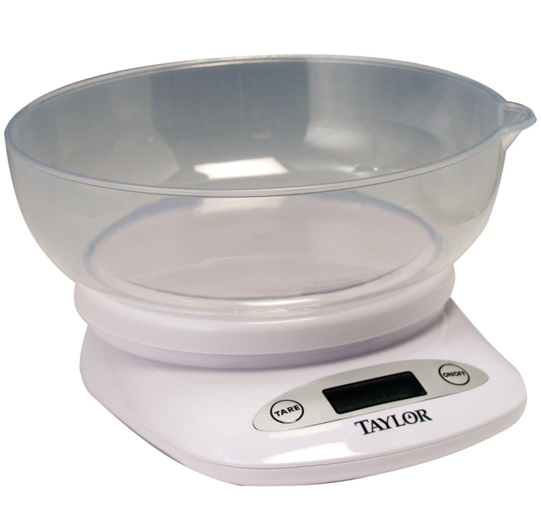 Taylor Digital Kitchen Scale | Wayfair