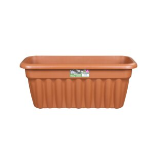 Roger Plastic Cachepot By Sol 72 Outdoor