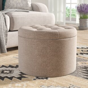 Stansell Storage Ottoman Laurel Foundry Modern Farmhouse