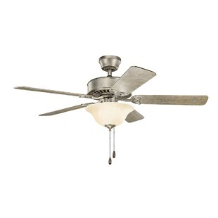 Where buy  50 Borgen Traditional 5-Blade Ceiling Fan By Alcott Hill