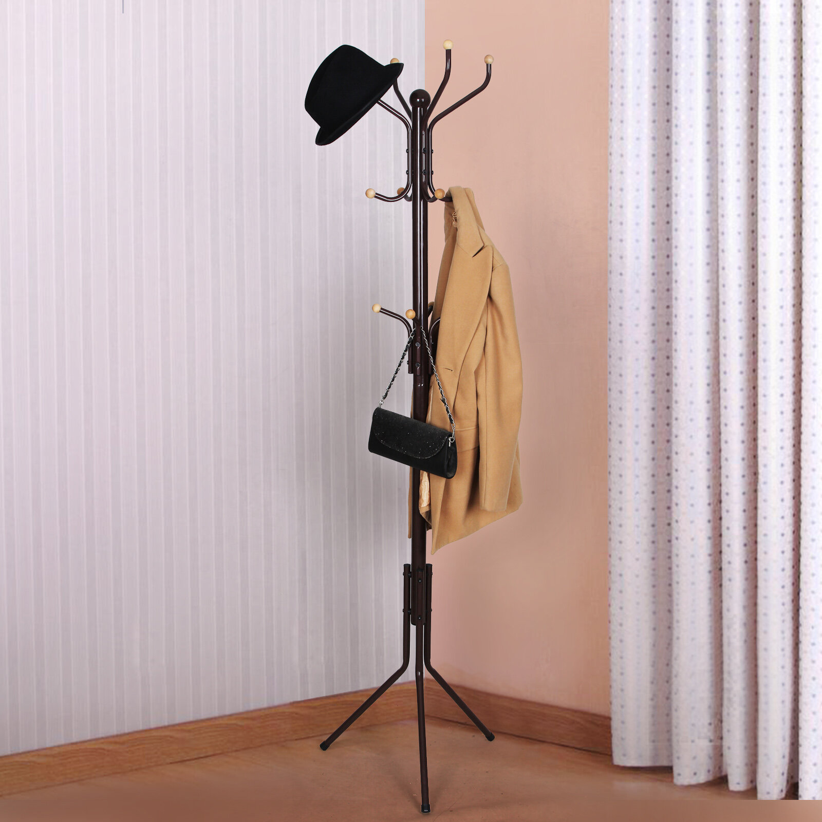 4aab77375ca83 Songmics Coat Rack   Reviews