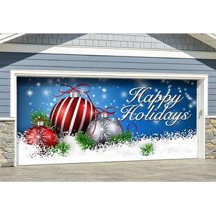Door Ornaments Garage Mural