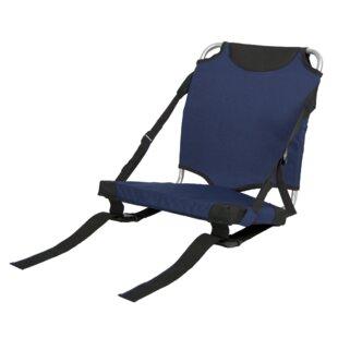Austyn Folding Stadium Seat with Cushion by Freeport Park