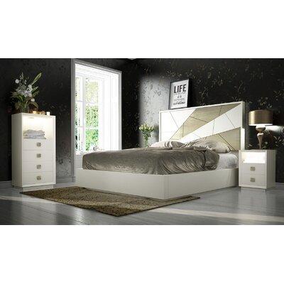 Helotes King Standard 3 Piece Bedroom Set Orren Ellis