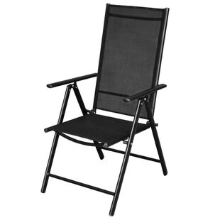 Odelia Folding Recliner Chair (Set Of 2) Image