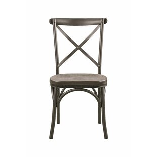 Gracie Oaks Mayhew Dining Chair (Set of 2)