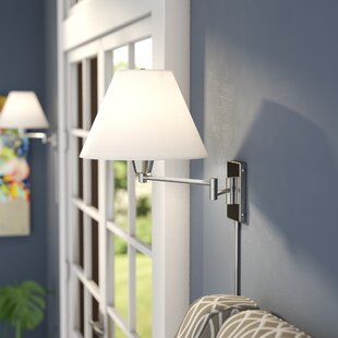 Darby Home Co Barrack Swing Arm Lamp