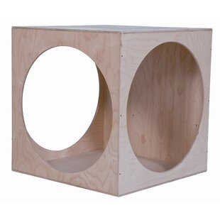 Giant Crawl Through Playhouse by Wood Designs