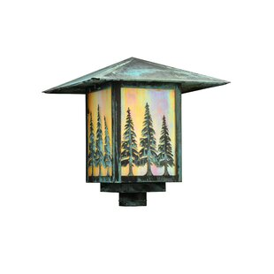 Meyda Tiffany Seneca Tall 1-Light Lantern Head