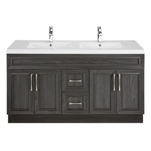 Price comparison Classic 60 Double Bathroom Vanity Set By Cutler Kitchen & Bath