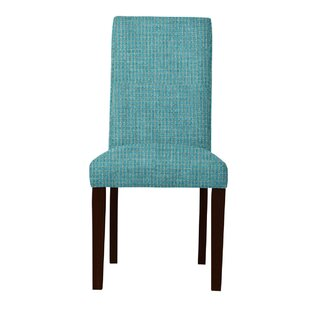Beachwood Wood Legs Parsons Chair (Set of 2) by Latitude Run