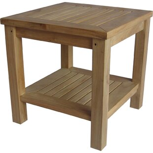 Ove Teak Side Table