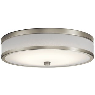 Latitude Run Holgate LED Flush Mount