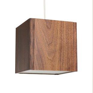 Brave Space Design Light Block Square/Rectangle Pendant