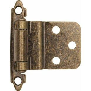 Anvil Mark? Cabinet Self-Closing Hinge (Set of 10) by Hardware Express