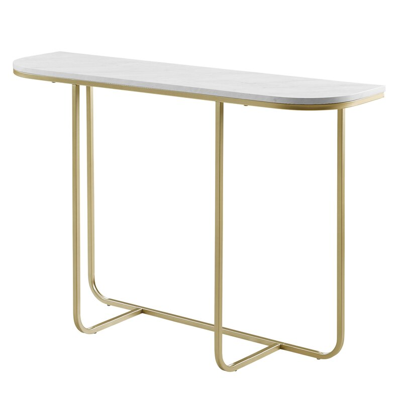 Dunphy 44 Console Table Reviews Allmodern