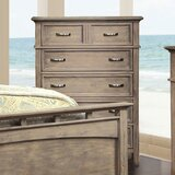 Hilliard 6 Drawer Chest by Loon Peak®