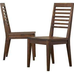 Worden Solid Wood Dining Chair (Set of 2)