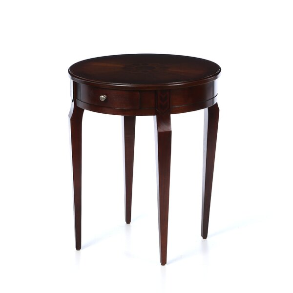 Darby Home Co Larocca End Table Reviews Wayfair