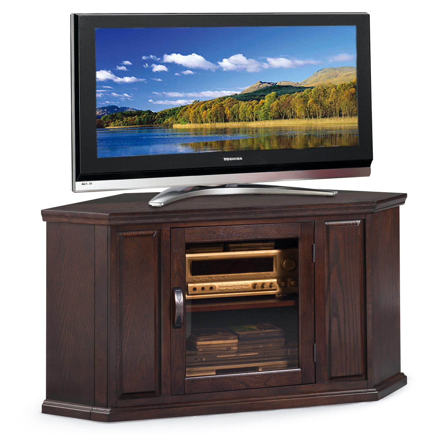 Meuble Tv Pour Coin meuble télé de coin pour téléviseur jusqu'à 50 po infante