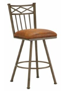 Alexander 26 Swivel Bar Stool Iron Mountain