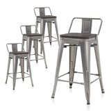 Park Avenue Bar & Counter Stool (Set of 4) by Williston Forge
