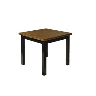 Tesch Extendable Solid Wood Dining Table
