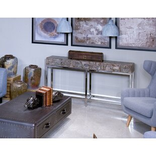 Saniveieri Console Table By World Menagerie
