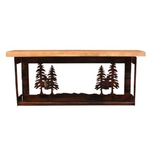 Coast Lamp Mfg. Iron Pine Tree 20
