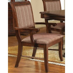Poppy Upholstered Dining Chair (Set of 2) by Alcott Hill