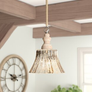Klas 1-Light Bell Pendant