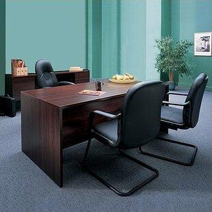 Global Total Office Genoa 2-Piece Desk Office Suite