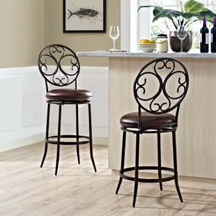 Irma 43 Swivel Counter Bar Stool Alcott Hill