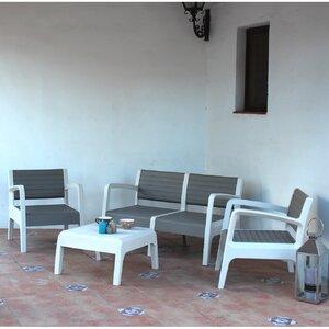 4-Sitzer Sofa-Set Miami von Caracella