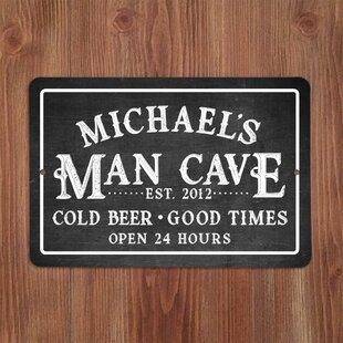 Personalized Metal Signs Wayfair