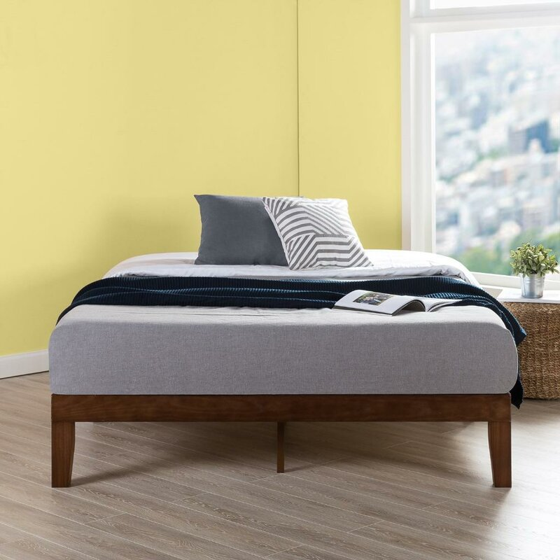 Red Barrel Studio Harlow Platform Bed Reviews