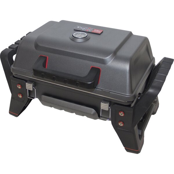 CharBroil TRU Infrared Grill2Go Portable Gas Tabletop Grill U0026 Reviews |  Wayfair