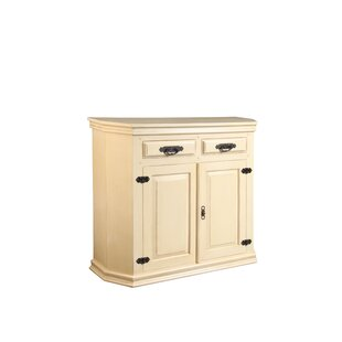 Fernside Painted Accent Cabinet By Manor Born Furnishings