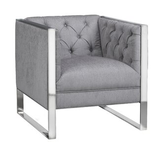 Graysen Club Chair by Everly Quinn