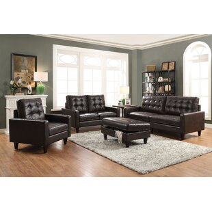 Cascio Configurable 2 Piece Living Room Set by Red Barrel Studio