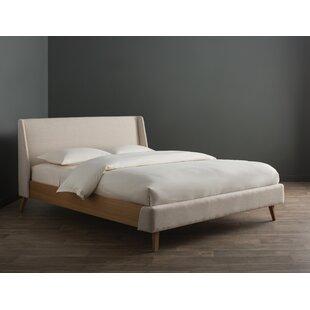 Bilyeu Upholstered Platform Bed by George Oliver