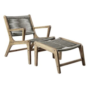 Explorer Oceans 4 Piece Patio Chair Set