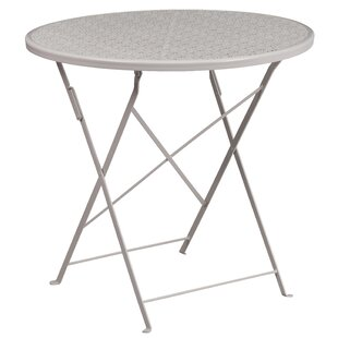 Hassie Folding Bistro Table